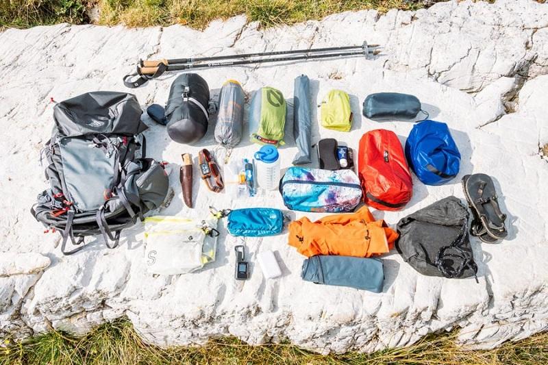 Một số dụng cụ cần thiết khi đi du lịch núi