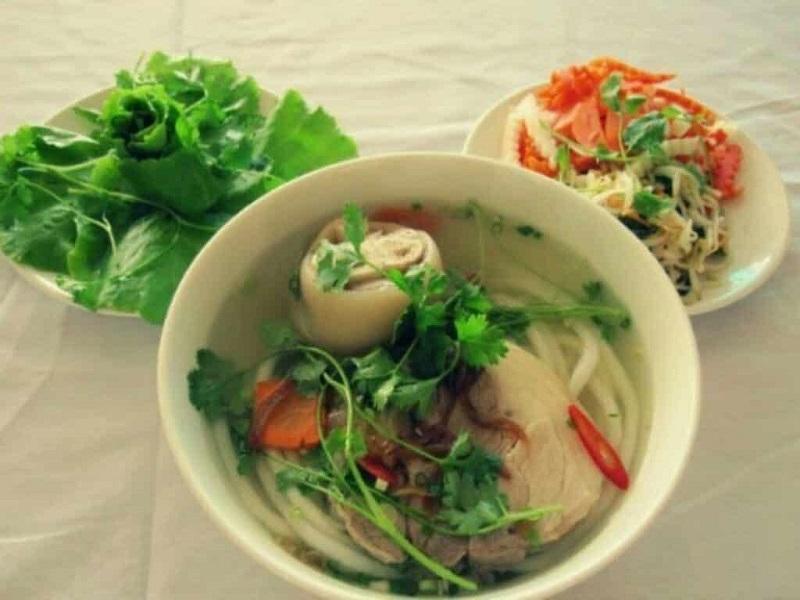 Bánh canh đặc sản Tây Ninh