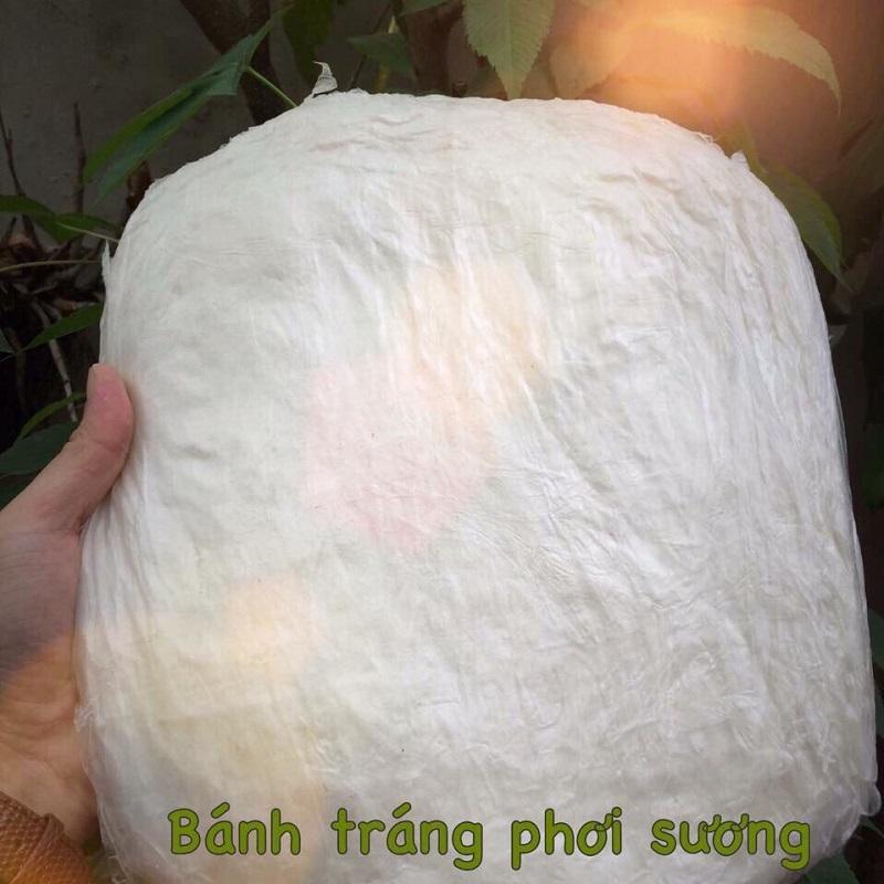 Món bánh tráng phơi sương - đặc sản trứ danh Tây Ninh