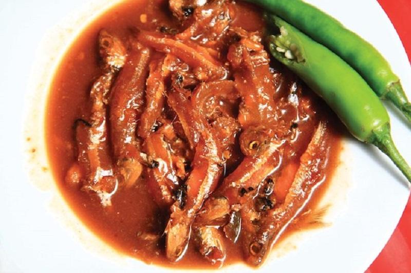 Món mắm chua Tây Ninh