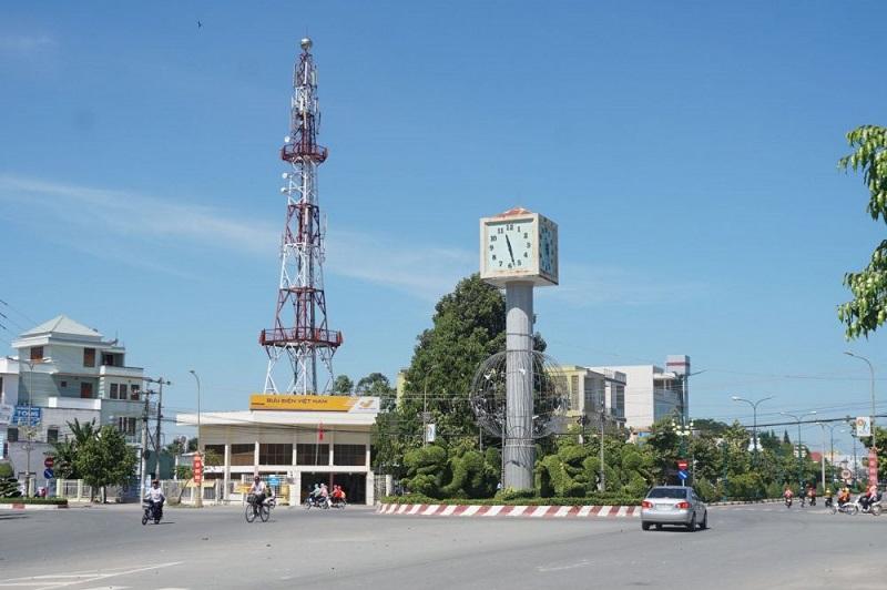 Huyện bến Cầu