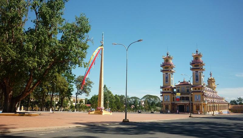 Huyện Hòa Thành