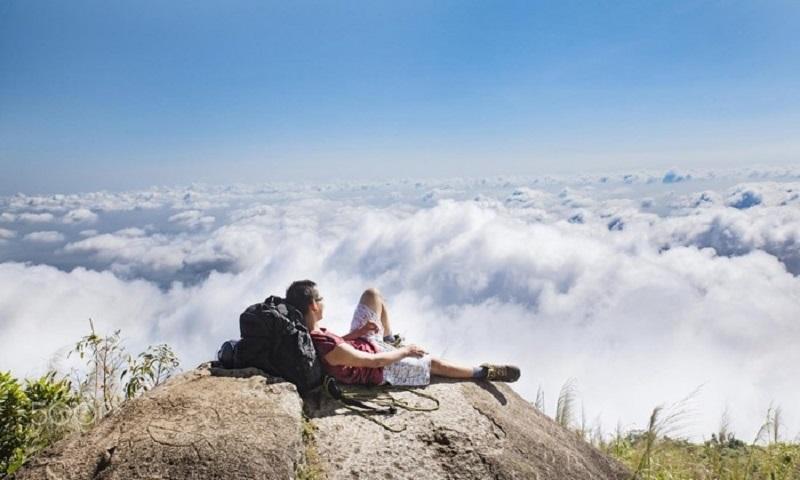Chinh phục đỉnh núi Bà Đen nóc nhà Nam Bộ