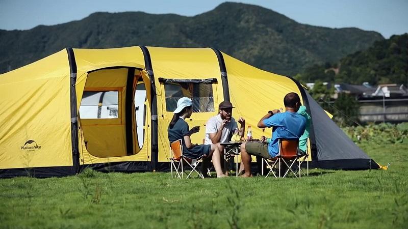 Các dòng lều cắm trại tại Travelgear luôn được nhiều khách hàng ưa chuộng