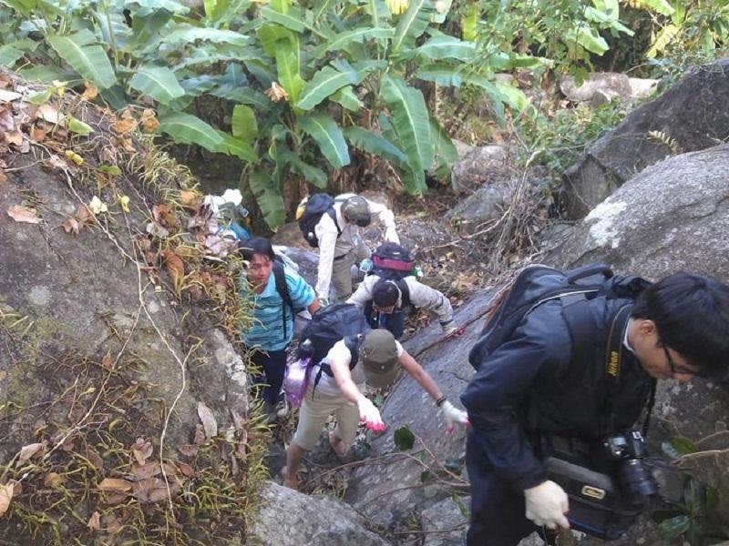 Cung đường leo núi Ma Thiên Lãnh